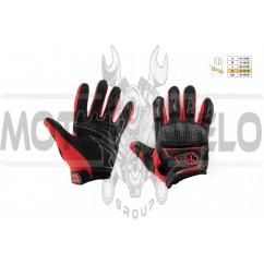 """Перчатки """"SCOYCO"""" (mod:MC-23, size:XL, красные, текстиль)"""