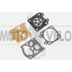 Ремкомплект карбюратора б/п для Partner P350/401 WOODMAN
