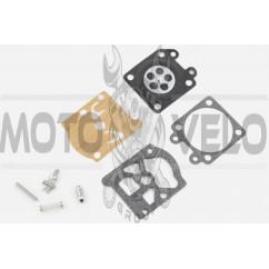 Ремкомплект карбюратора б/п для Partner P350/401 (полный) WOODMAN