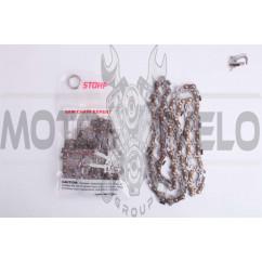 Цепь пильная 3/8, 1,3mm, 52зв, под шину 14 (35см) для Partner 350-401 STOHF