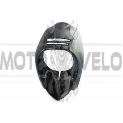 Пластик Honda LEAD 100/AF48 передний (клюв) KOMATCU