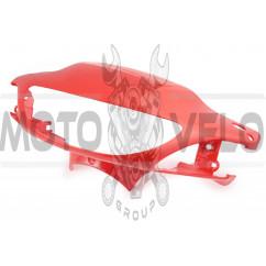 Пластик NAVIGATOR передний (голова) (красный) KOMATCU