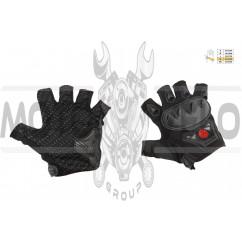 Перчатки без пальцев (mod:MC-29D,size:XL, черные) SCOYCO