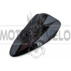 Пластик Yamaha JOG NEXT ZONE 3YJ передний (клюв) (черный) SL