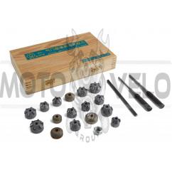 Шарошки седел клапанов (19 предметов)