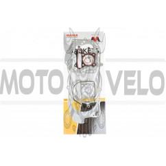 Прокладки двигателя (набор) 4T GY6 80 (Ø47mm, L-400mm) DJ (mod:B)
