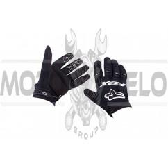 "Перчатки DIRTPAW (mod:024, size:L, черные) ""FOX"""