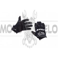 """Перчатки """"FOX"""" DIRTPAW (mod:024, size:M, черные)"""