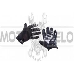 Перчатки DIRTPAW AIRLINE (mod:028, size:M, черные) FOX