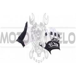 Перчатки FOX DIRTPAW (mod:030, size:M, черно-белые)