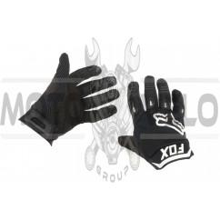 Перчатки DIRTPAW (mod:038, size:M, черные) FOX