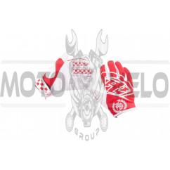 Перчатки PRO (size:XL, красные) TLD