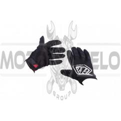 Перчатки TLD (mod:030, size:M, черные)