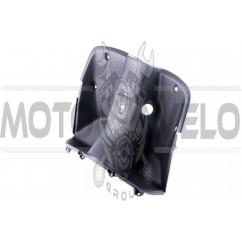 Пластик Honda DIO AF27/28 передний (верхняя часть под бардачок) KOMATCU