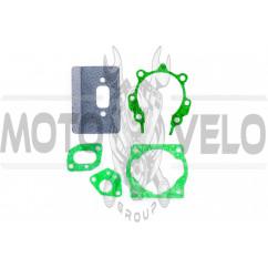 Прокладки мотокосы (набор) 1E36F ZUNA