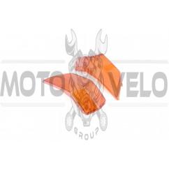Стекло поворотов зад (пара) Suzuki ADDRESS TUNE KOMATCU