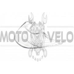 Стекло стоп-сигнала Honda DIO AF56/57 KOMATCU