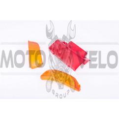 Стекло стоп-сигнала и поворотов Honda DIO AF18/25 KOMATCU