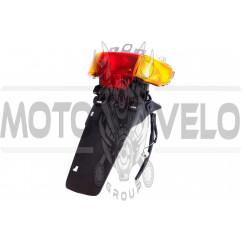 Стоп-сигнал (в сборе) Yamaha APRIO (+крыло) KOMATCU