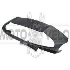 Пластик Honda LEAD 100/AF48 передний (голова) (черный) SL