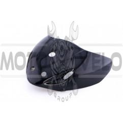 Пластик Active передний (клюв) (черный) CX