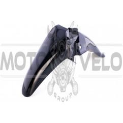 Пластик Active переднее крыло (черное) CX