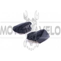 Пластик Active накладки на перья (черные) CX
