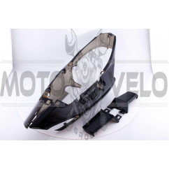 Пластик Active задняя боковая пара (черные) CX