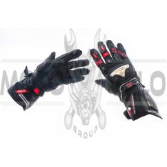 Перчатки VEMAR (красно-черные, size XL)