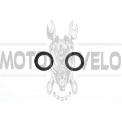 Сальники вилки   Alpha   (27*37*10,5 x2)   KOMATCU   (mod.A), пара