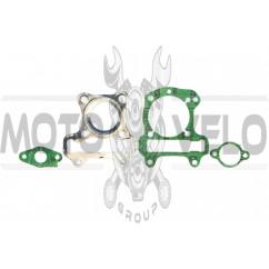 Прокладки цилиндра (набор) (полный) Honda DIO AF62 Ø38mm (безасбестовые) AS