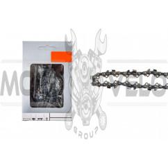 Цепь пильная 3/8, 1.3mm, 52зв, RS, под шину 14 (35см) для Partner 350-401   BEST   (mod.A)