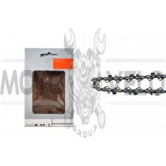 Цепь пильная 3/8, 1.3mm, 57зв, под шину 16 (40,5см) для Partner 350-401   BEST   (mod.B)