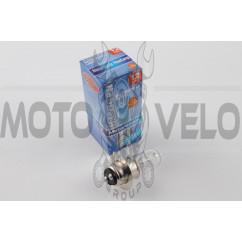 Лампа P15D-25-1 (1 ус)   12V 50W/50W   (белая)   BEST   (mod:A), шт