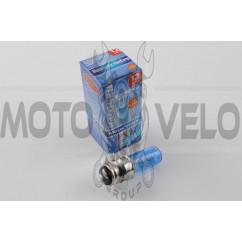Лампа P15D-25-1 (1 ус) 12V 50W/50W (супер белая) BEST (mod:A)