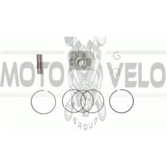 Поршень   Yamaha YBR125   .STD  (Ø54,00)   KOMATCU   (mod.A), компл.