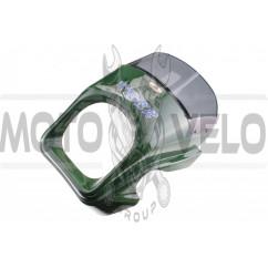 Обтекатель   Zongshen, Lifan 125/150   (mod:1)   (зеленый)