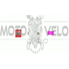 Поршень   Yamaha JOG SA36J, VINO   0,25   (Ø38,25)   MSU   (#MSU)