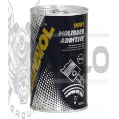Присадка для снижения трения и износа   (300 мл)   (9991 Molibden Additive)   MANNOL, шт