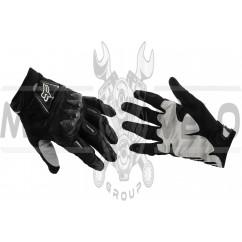 Перчатки FOX BOMBER (mod:FX-5, size:XL, черные)