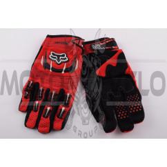 Перчатки DIRTPAW (mod:03170, size:M, красные) FOX