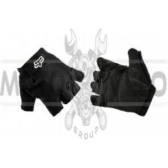 Перчатки без пальцев GLOVE (mod:Freeride, size:L, черные) FOX