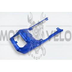 Пластик   Zongshen ZS125J   задний подседельный   (синий)   EVO