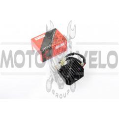 Реле зарядки 4T GY6 125/150 (7 проводов 4+3) STAR