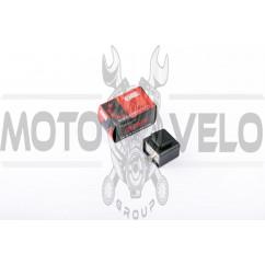Реле поворотов универсальное, 6V-12V (2 контакта, электронное) STAR