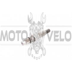 Вал редуктора вторичный 4T GY6 125/150 SUNY