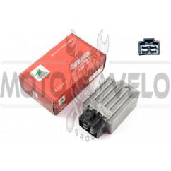 Реле зарядки 4T GY6 125/150 (4 контакта) JIANXING