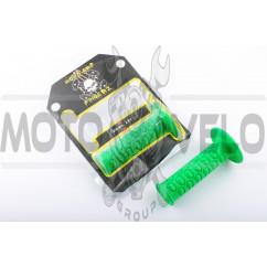 Ручки руля (mod:1, зеленые) MOTOGRIP