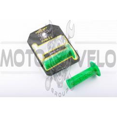 Ручки руля (mod:2, зеленые) MOTOGRIP