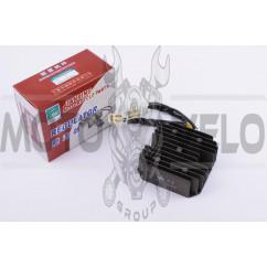 Реле зарядки 4T GY6 125/150 (7 проводов 4+3) JIANXING